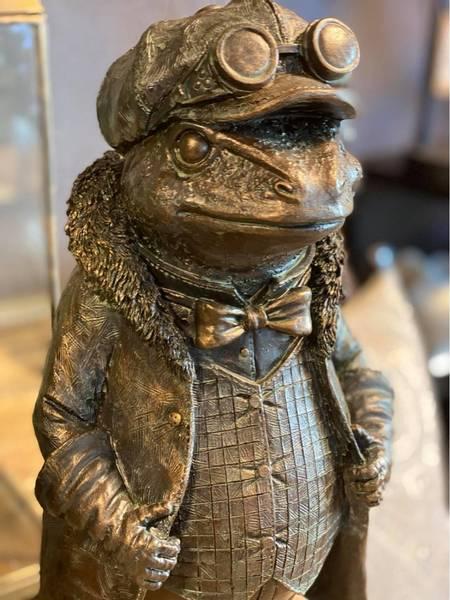Padda, Toad fra Det suser i sivet.