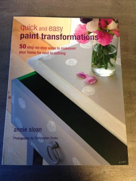Graphite Chalk Paint(tm) dekorativ Paint by Annie Sloan