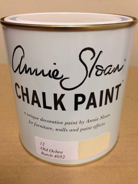 Prøveboks 120ml, Old Ochre Chalk Paint(tm) dekorativ Paint by An